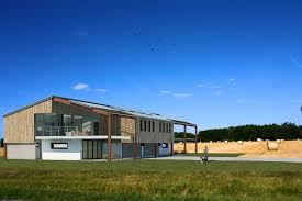 Modern Barn House Photo Of Modern Agricultural Barn Conversion экстериер