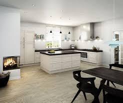 les cuisines à vivre cuisine bistrot lapeyre darty aviva côté maison