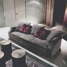 italian designer rubens free back cushions sofa italian designer