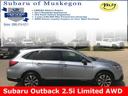2017 subaru outback 2 5i limited colors subaru outback 2 5i limited in michigan for sale used cars on