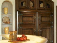 Rustic Kitchen Cabinets Rustic Kitchen Cabinets Pictures Options Tips U0026 Ideas Hgtv