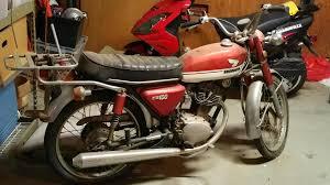 honda cb 100 restoration