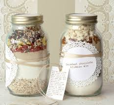ideas and guides for jar gifts create and bake