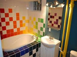 bathroom bathroom cool idea for unisex kid bathroom decoration