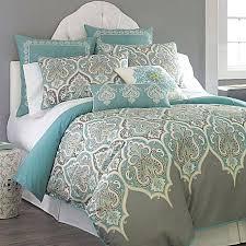 gray and aqua bedding aqua bedding sets full gray and aqua chevron