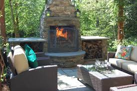 patio ideas patio fire chimney outdoor fireplace chimney topper
