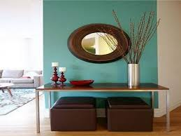 miscellaneous brown and blue living room interior decoration