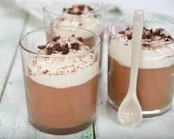 cuisine de a a z verrine mousse au chocolat et mascarpone facile cuisine az