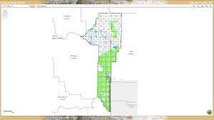 Montana Counties Map by Gallatin County Gis Interactive Maps