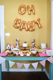 woodland themed baby shower oh baby a woodland themed baby shower vintagemeetsglam