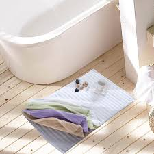 Bamboo Bathroom Rug Bath Mats Bathroom Rugs And Carpets Of Living 100 Cotton White