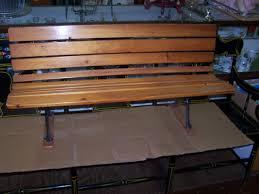 folding bench app 4 foot long