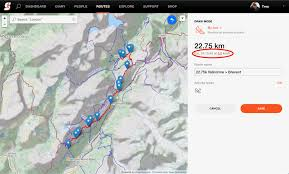 Map A Route How To Plan A Route And Follow A Route On Sports Tracker Sports