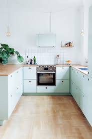 ikea kitchen hack into minty green gorgeousness decor8 casas