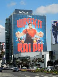 daily billboard movie week wreck ralph billboards