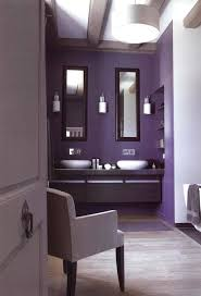Bathroom Accent Wall Ideas Purple Bathroom Home Planning Ideas 2017