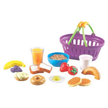 breakfast basket learning resources new sprouts breakfast basket target