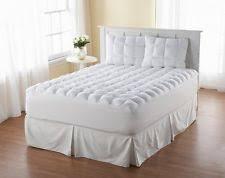 pillow top mattress pad ebay