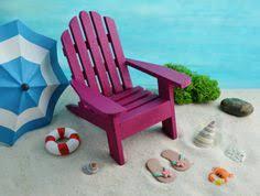 Miniature Adirondack Chair Miniature Adirondack Chair Terrarium By Beachcottageboutique