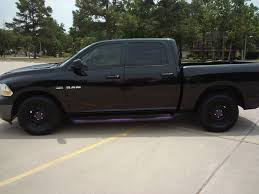 blacked out dodge truck douliss2 s 2010 dodge ram 1500