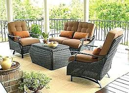 sears outdoor dining sets patio patio furniture sears outlet sears