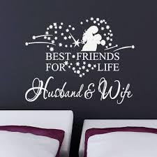 husband and wife vinyl decal bedroom wall art mural decor sticker husband and wife vinyl decal bedroom wall art mural decor sticker home color black luulla