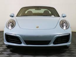 1986 porsche targa dealer inventory new 2017 porsche 911 targa 4s exterior paint to