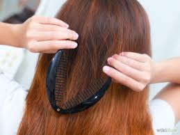 hair style wirh banana clip different hairstyles using banana clips hair accessories blog