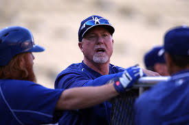 Baseball Bench Coach Duties Mark Mcgwire Leaves Dodgers To Be Padres Bench Coach La Times