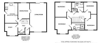 uk house floor plans fashionable ideas 4 floor plans for homes uk homecouk selling your