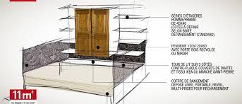 chambre d un archipetit aménager une chambre de 11 m2 archipetit