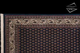 6x6 Rug Mir Sarouk Design Rug Runner 2 U00276