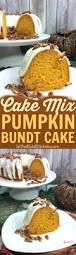Halloween Bundt Cake Cake Mix Pumpkin Bundt Cake In The Kids U0027 Kitchen