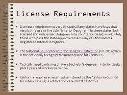 Requirements For Interior Designing Interior Design Careers Today U0027s Learning Goals Students Will Be