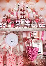 candy bar for baby shower how to set up a candy buffet step by step