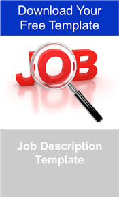job description template u2014 manager foundation