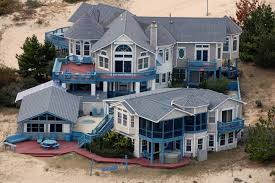 Corolla Beach House by Sunnybank Oceanfront Pet Friendly Vacation Home Houses For