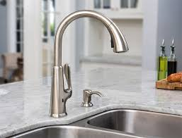 Touch Free Kitchen Faucets by Pfister F 529 Epds Pasadena Touch Free Pulldown Kitchen Faucet
