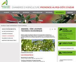 chambre r馮ionale d agriculture paca filière amande communauté de communes vallée des baux alpilles