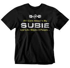 subaru logo amazon com subaru logo on a blue t shirt clothing