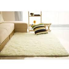 white fluffy rug shag rug colorful interior white fluffy rug