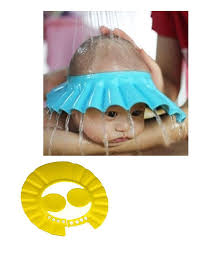 baby shower cap baby shower cap yellow color with ear cover sc003 parmeeda