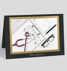 doctors healthcare industry christmas cards the gallery collection