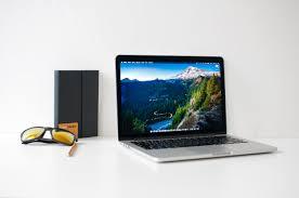 mac ordinateur de bureau images gratuites carnet macbook la technologie bureau gadget