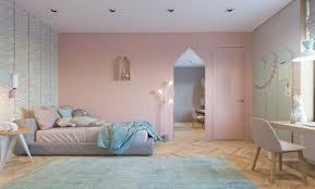chambre de fille de 9 ans décoration couleur chambre fille tendance 23 la rochelle deco