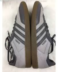hemp sambas mens shoes athletic sneakers adidas retro grey 3 stripe samba