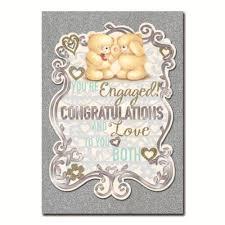 Engagement Congratulations Card Engagement Congratulations Forever Friends Card Forever Friends