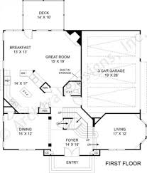 Great Room House Plans Avenues Small Luxury House Plan Open Home Floor Plans
