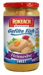 rokeach gefilte fish rokeach 8 pieces vienna gefilte fish in jelled broth 28 oz