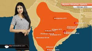 India Weather Map by Weather Forecast For April 19 Relentless Heatwave Conditions To